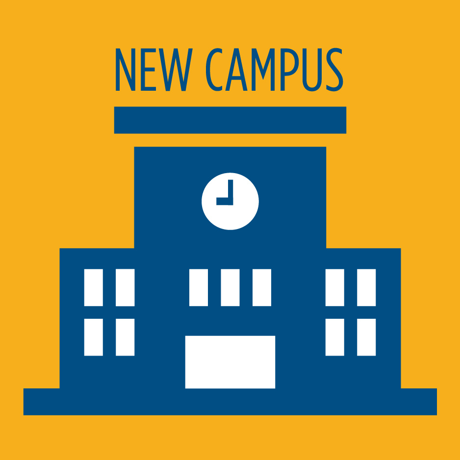 NEW CAMPUS INFO